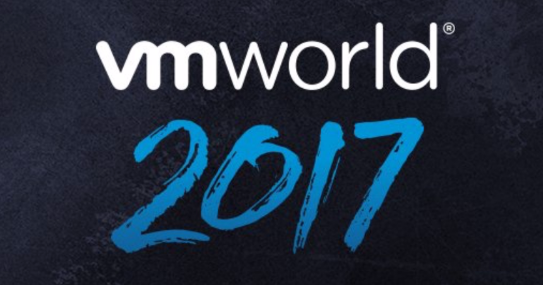 VMworld 2017 Monday General Session